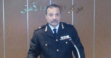 اللواء هانى عبد اللطيف المتحدث الرسمى باسم وزارة الداخلية