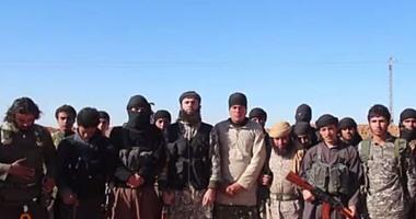 مسئولون: مقاتلو داعش يسيطرون على اجزاء من بلدة بغرب العراق  اليوم السابع