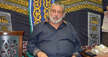 تشييع جثمان المخرج محمد النجار من مسجد المشير طنطاوى بعد صلاة المغرب