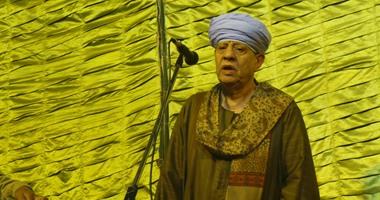 ياسين التهامى والآلاف بمولد الدسوقى يدعون الله أن يحمى مصر
