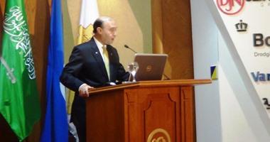 مهاب مميش: قناة السويس الجديدة ستدر 100 مليار دولار سنويًا