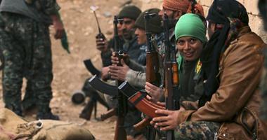 قوات تدعمها أمريكا فى سوريا تسيطر على معظم مدينة منبج