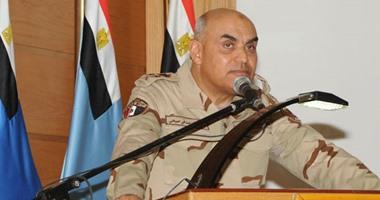 وزير الدفاع يتقدم الجنازة العسكرية