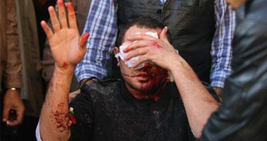 الداخلية: أكثر من نصف طن متفجرات استخدم فى حادث مديرية أمن القاهرة 1120142410285