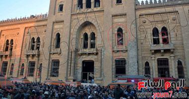 الداخلية: أكثر من نصف طن متفجرات استخدم فى حادث مديرية أمن القاهرة 1120142483726