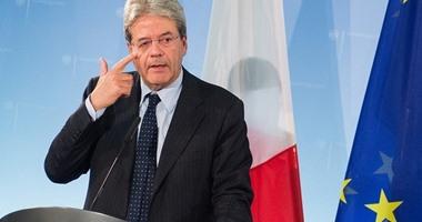 وزير خارجية إيطاليا: ملتزمون باحياء المحادثات الإسرائيلية الفلسطينية