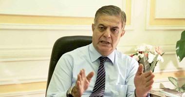 درويش حسنين الرئيس التنفيذى للشركة السعودية المصرية للتعمير