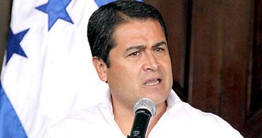 رئيس هندوراس يصف القدس بأنها عاصمة إسرائيل