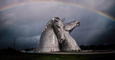 تعرف على سحر الطبيعة فى إسكتلندا
