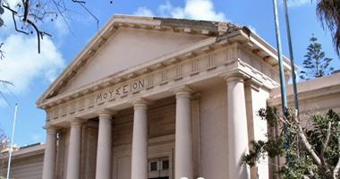 الآثار تبدأ فى أعمال ترميم وتطوير المتحف اليونانى الرومانى فى الإسكندرية