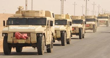 أخبار مصر للساعة 1ظهرا.. مقتل 3إرهابيين حاولوا استهداف كمين بالشيخ زويد