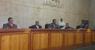 """""""جنايات سوهاج"""" تجدد حبس إخوانى 45 يوما لاتهامه بتكدير الأمن العام"""