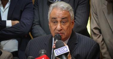 نقيب المحامين: إحالة رافع الحذاء بجانب صورة وزير الداخلية للتحقيق