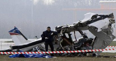 تحطم طائرة تدريب بولاية فلوريدا الأمريكية ومصرع طاقمها