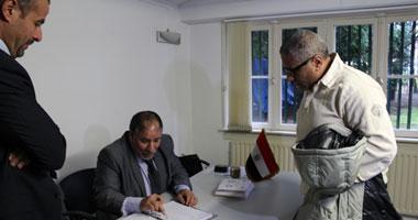 سفير مصر بقطر: 97% من المصريين بالدوحة وافقوا على الدستور