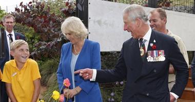كاميلا دوقة كورونول خارج العزل المنزلى بعد تعافى الأمير تشارلز من كورونا
