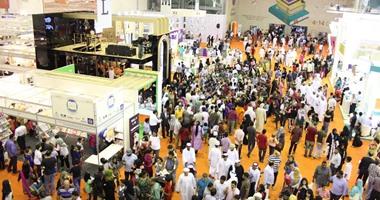 725 ألف زائر لمعرض الشارقة الدولى للكتاب خلال 7 أيام