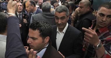 الدكتور سعد الجيوشى وزير النقل