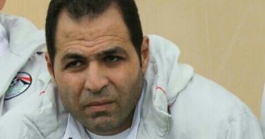 تامر عبد الحميد يقود تدريبات زعيم الثغر لحين وصول عمر من عمان