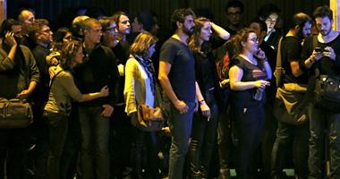 هولاند يلغى مشاركته فى قمة العشرين بعد تفجيرات باريس