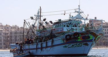 مركب صيد - أرشيفية
