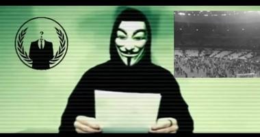 هاكرز أنونيموس ينجح فى اختراق 6000 حساب لداعش على تويتر  اليوم السابع