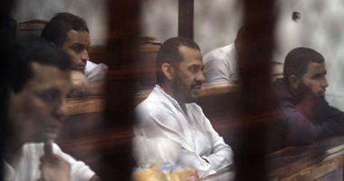 تأجيل محاكمة 23 متهماً فى أحداث السفارة الأمركية الثانية لـ5 نوفمبر