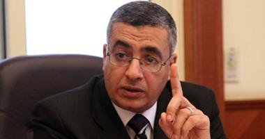 علي حجازي، رئيس الهيئة العامة للتأمين الصحي