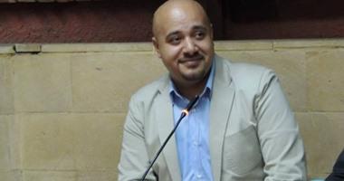 الليلة.. محمد صادق فى لقاء مفتوح بمكتبات ألف