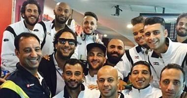 ميدو: فى طريقى إلى تونس لدعم الشعب التونسى ضد الإرهاب
