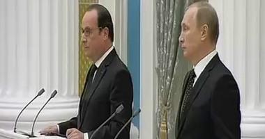 الرئيس الهولندي يريد خروج بشار