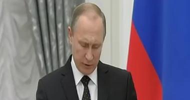 بوتين: إسقاط تركيا للمقاتلة خيانة وعليها وقف شراء النفط من داعش