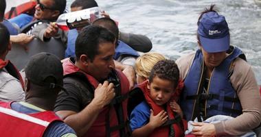 اليونيسيف: 20 % من المهاجرين واللاجئين عبر البحر إلى أوروبا من الأطفال
