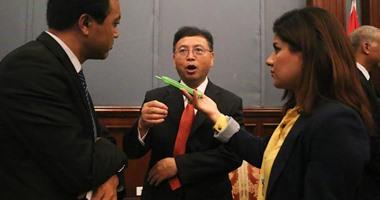 قنصل الصين: ننتظر تعيين محافظا للإسكندرية لإنشاء المترو المكهرب