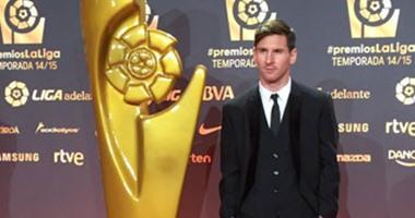 ميسى: جائزة أفضل لاعب فى الدورى الإسبانى نتيجة جهد كل فريق برشلونة