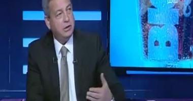 وزير الرياضة لـمع شوبير: سأستقيل حال توقف النشاط الكروى دوليا