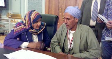 عبد الكريم محمد زكريا عضو مجلس النواب بدائرة أبنوب