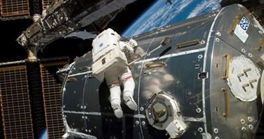 تفاصيل سكن الممثلة يوليا بيريسيلد في المحطة الدولية بين رواد الفضاء