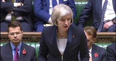"""بعد توليها رئاسة الوزراء.. تيريزا ماى: بريطانيا لن تكون بلد""""الأقلية المحظوظة"""""""