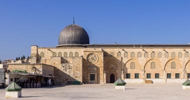 الاحتلال الإسرائيلى يقوم بممارسات استفزازية بمحيط المسجد الأقصى تزامنا مع ذكرى مجزرة قبية