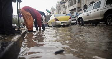 """مصرع امرأتان وطفلة فى """"ضبعة الآن"""" بالأردن بسبب الأمطار"""