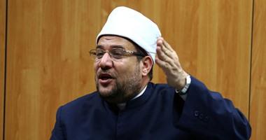 وزير الأوقاف يقرر نقل العاملين بمسجد الأحمدى بطنطا بعد سرقة صندوق النذور