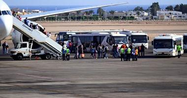 أول رحلة طيران شارتر من دولة الإمارات العربية تصل اليوم شرم الشيخ