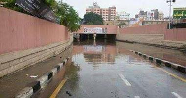 ننشر أهم أنفاق السيارات المتضررة من تراكمات مياه الأمطار بالقاهرة الكبرى