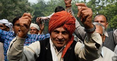 """بالصور.. رئيس الحكومة الهندية يعترف بالهزيمة فى انتخابات ولاية """"بيهار"""""""