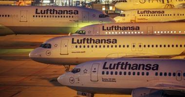 شركة لوفتهانزا الألمانية بصدد إبرام اتفاق إنقاذ حكومى قيمته 10 مليارات دولار