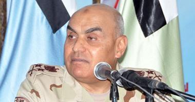 الفريق أول الفريق صدقى صبحى القائد العام للقوات المسلحة