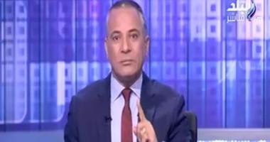 بالفيديو..أحمد موسى: تم إجهاض مخطط لاغتيال الرئيس السيسى قبل افتتاح القناة الجديدة