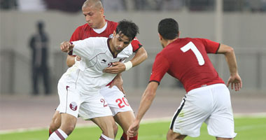 قطر 2-1 مصر