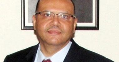 السفير ياسر عثمان سفير مصر برام الله